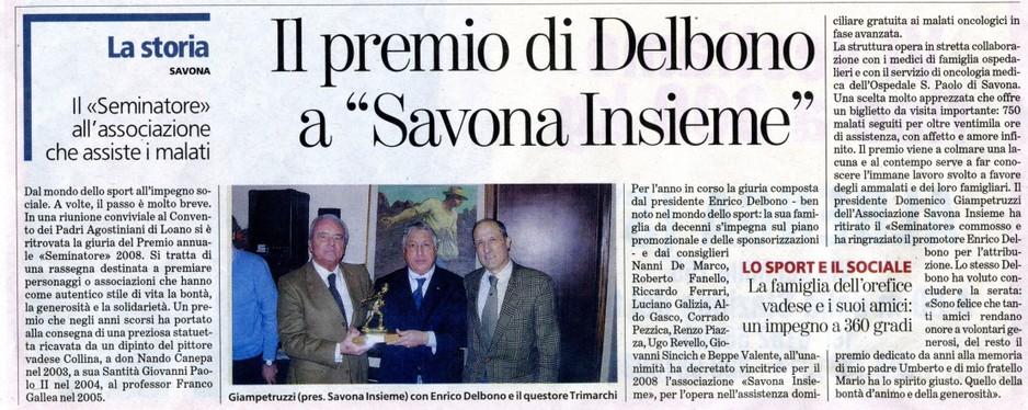 Premio di Delbono